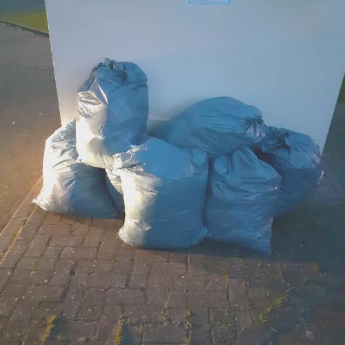 Overlast in Borger door afval